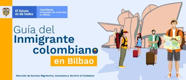 Guía del inmigrante colombiano en Bilbao