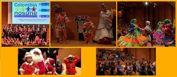 Con la participación de 400 connacionales y sus familias el Consulado en Bilbao