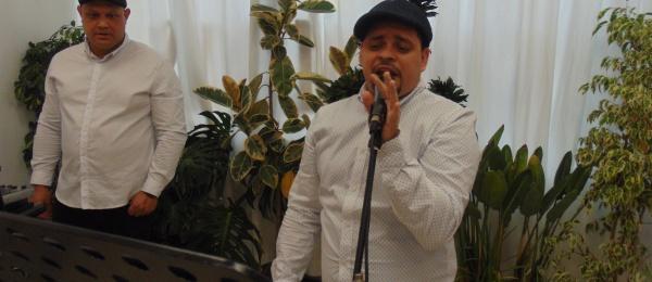 Con música el Consulado de Colombia conmemoró los 211 años de Independencia en 2011